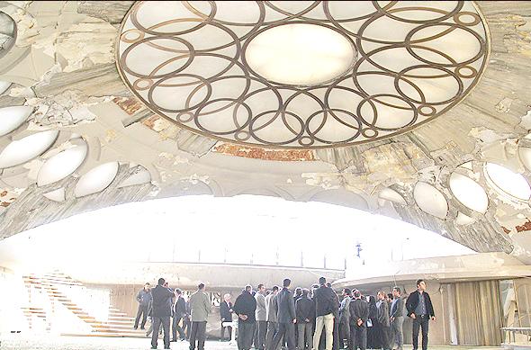امید به ساماندهی مجموعه  تاریخی ـ فرهنگی کاخ مروارید