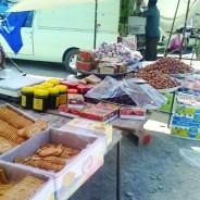 ضرورت ساماندهی بازارهای روز البرز