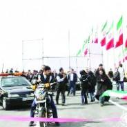 با حضور شهردار و نماينده كرج در مجلس شورای اسلامی مكمل پل «سوم خرداد» به بهرهبرداري رسيد