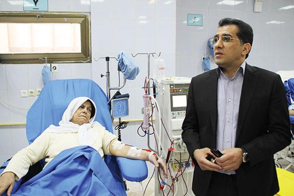 رئیس انجمن خیریه حمایت از بیماران کلیوی استان خبر داد  انجمن بیماران کلیوی البرز، میزبان مسافران دیالیزی در نوروز