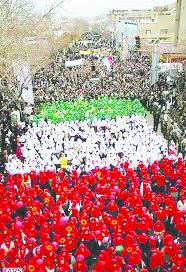 فردا؛ همه باهم در مسیرهای تازه راهپیمایی بزرگ ۲۲ بهمن