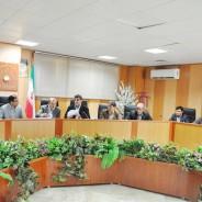 با حضور نمایندگان مردم کرج در مجلس شورای اسلامی  صورت گرفت  بررسی مشکلات آبرسانی به محمدشهر کرج