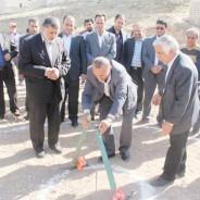 شهردار: عمليات 3 بوستان و 3 سوله ورزشي در شهر جدید هشتگردآغاز شد