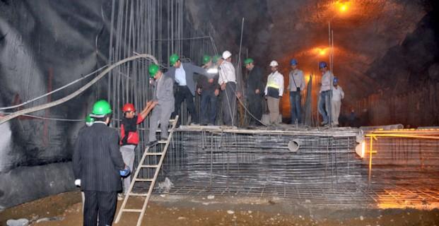 تلاش ۱۳ ساله به بار نشست  گرهگشایی ساخت قطار شهری کرج به همت مردم