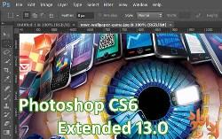 دانلود نرم افزار فتوشاپ CS6 بدون نیاز به نصب