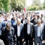 رئيس مجلس شوراي اسلامي:  تمام کشورها باید به یاری  فلسطین  بشتابند