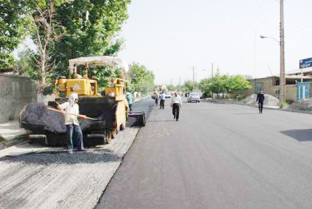 مدیر منطقه ۶ شهرداری کرج خبر داد آغاز ترمیم و روکش آسفالت خیابان  شهید کشوری