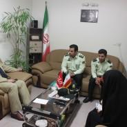 رئیس پلیس فتای البرز با حضور در دفتر سرپرستی روزنامه ایران در استان مطرح کرد  کلاهبرداران فضای مجازی در کمین کاربران