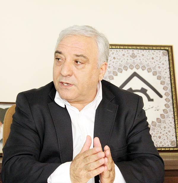 رئیس خانه صنعت و معدن البرز:  استراتژی خانه صنعت و معدن البرز کمک  به توسعه اقتصادی استان است