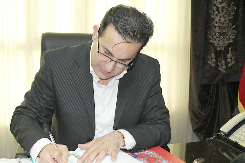 به یاری شرکت رهساز گستر مهر صورت می گیرد حمایت البرز از کودکان بیگناه غزه
