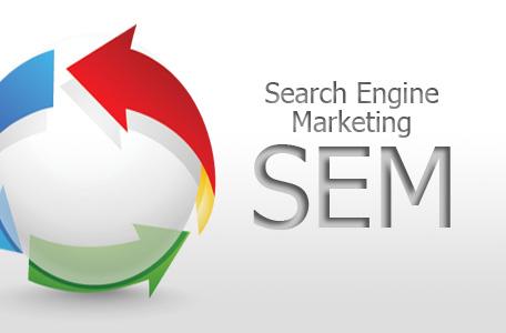 بازاریابی موتورهای جستجو ( SEM )