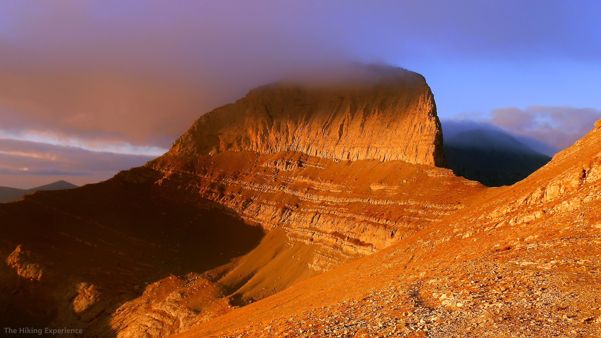 Greece Mount Olympus