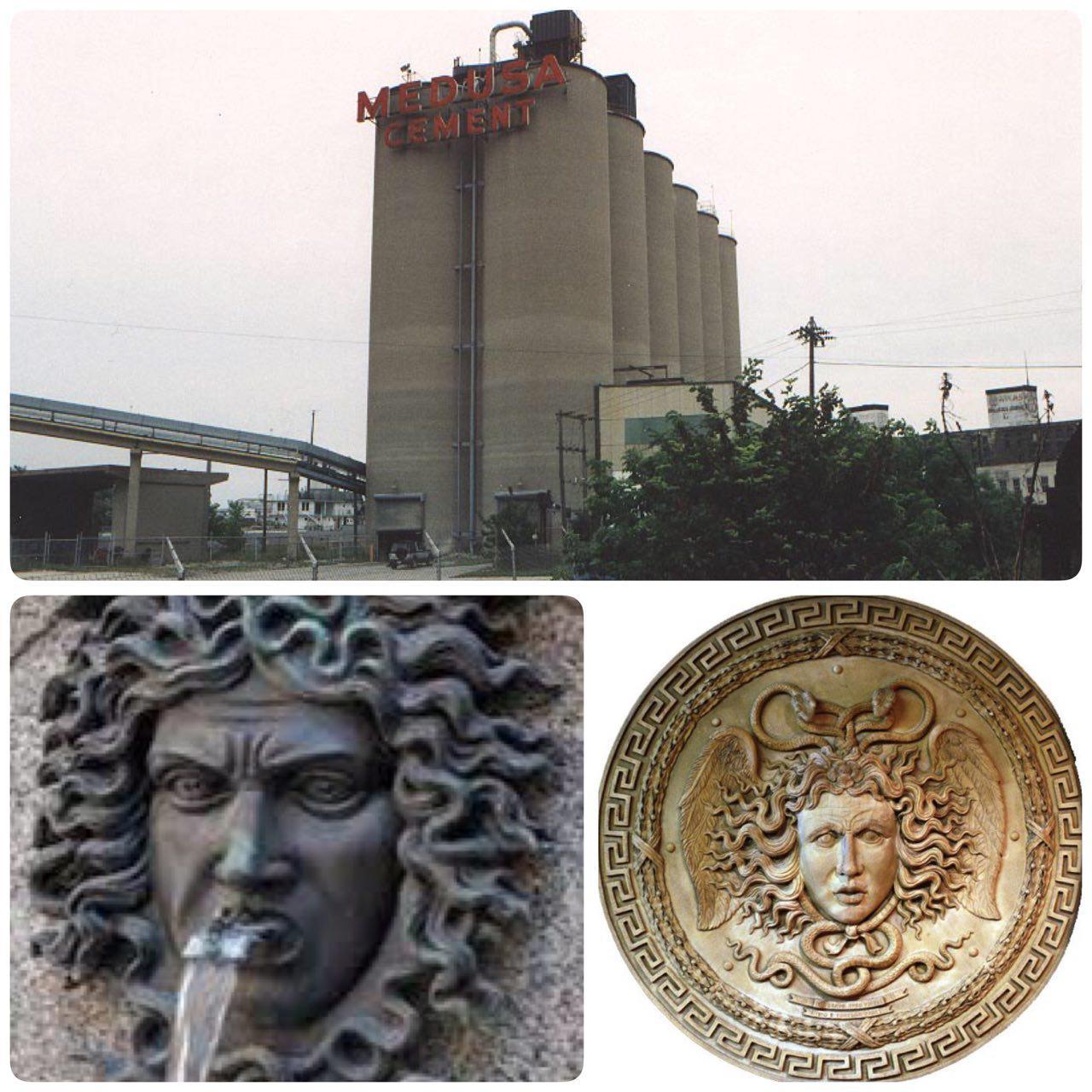 Medousa greek mythology