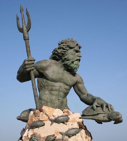 Poseidon greek god1