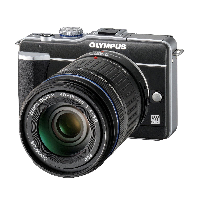 olympus pen epl1 digital camera