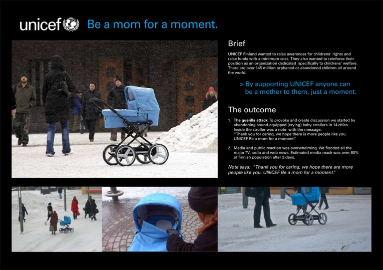 unicef-be-a-mom-for-a-moment