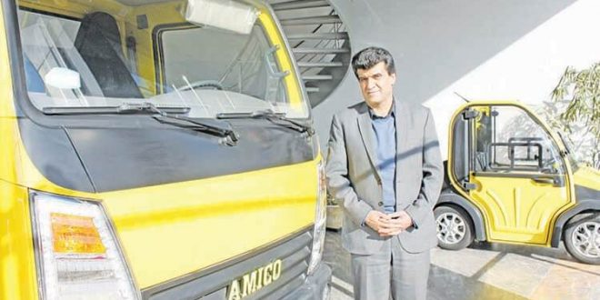 مدیرعامل ارس خودرو دیزل خبر داد: رونمایی از دو محصول جدید